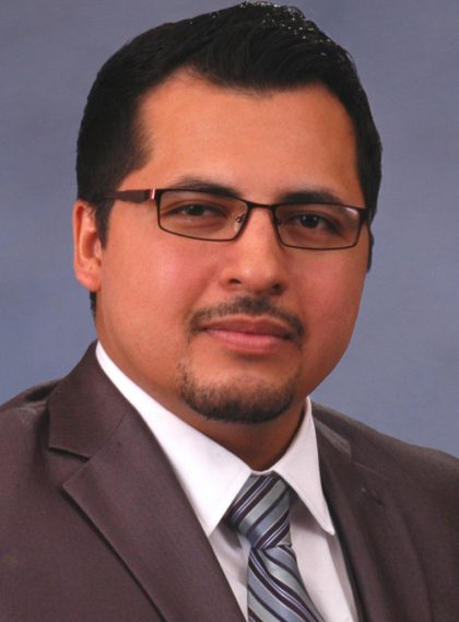 Education Committee Vice Chair Assemblyman Edgar Flores portrait